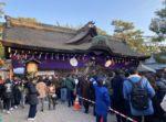 大阪住吉大社の初詣は屋台がめちゃくちゃ多いけどお正月気分が味わえる【2020年】